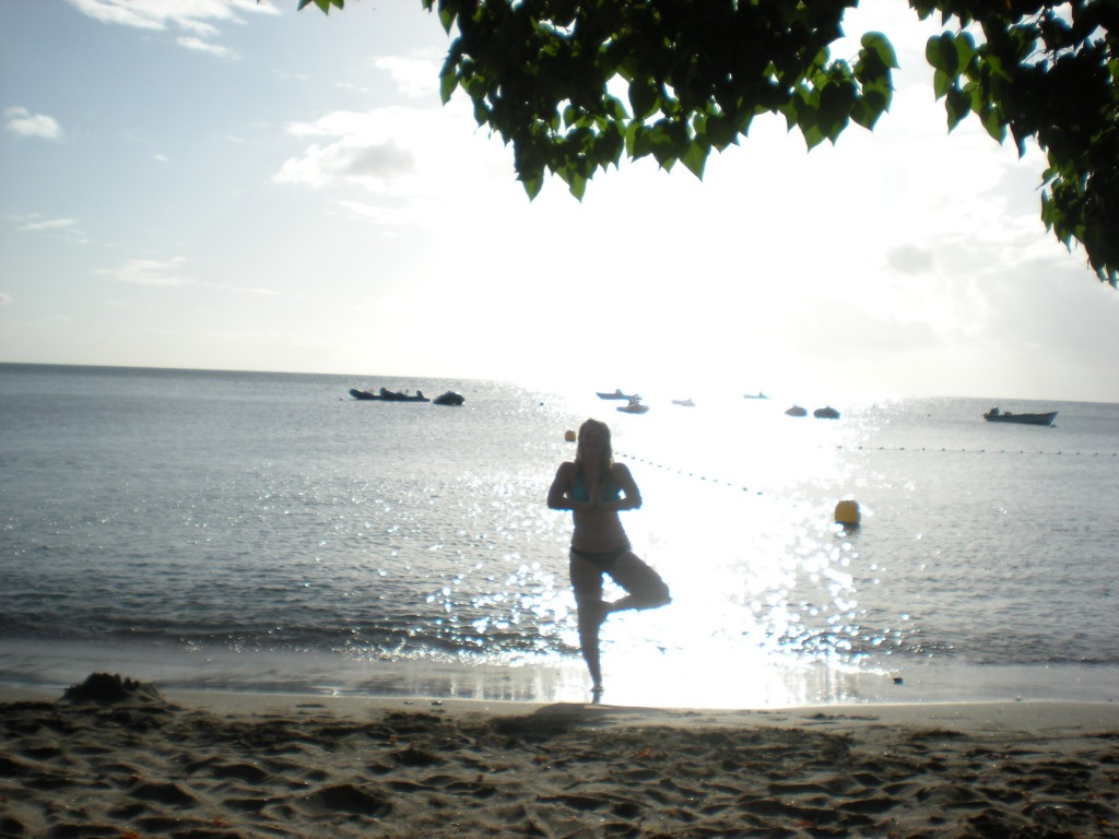 Yoga in Schoelcher, Martinique