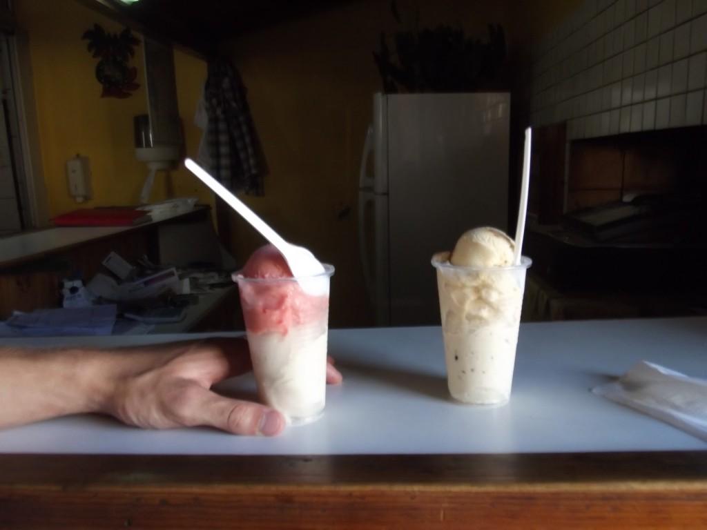 Ziouka Glaces ice cream