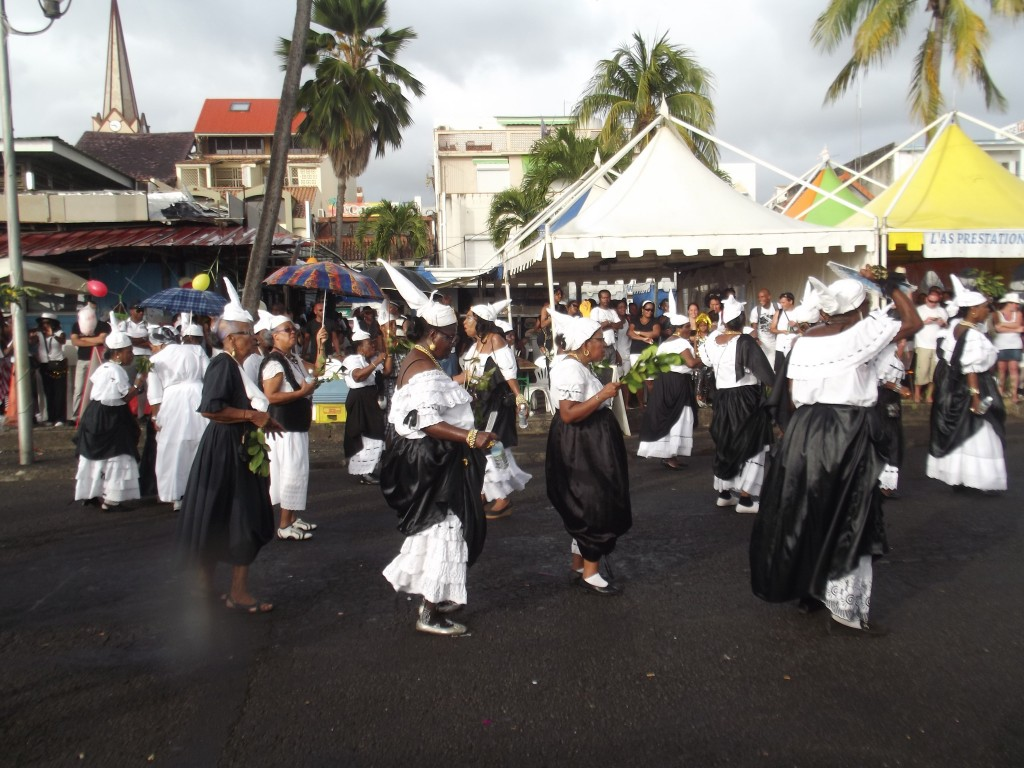 Diablesse, mercredi des cendres, ash Wednesday, Martinique, Carnaval