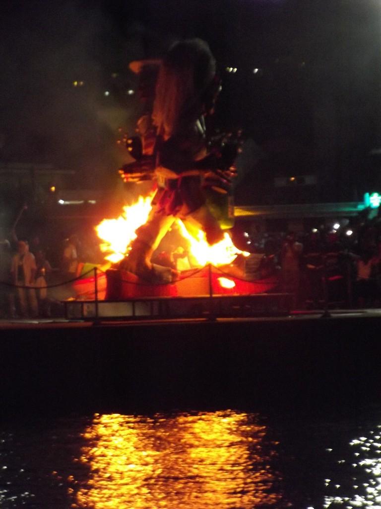 Vaval brule, Carnaval 2013