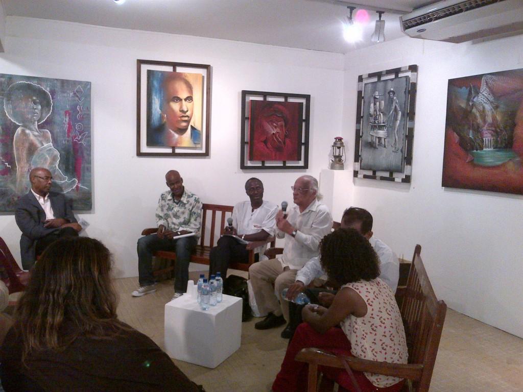 Maison de la Culture, Trinite, Martinique