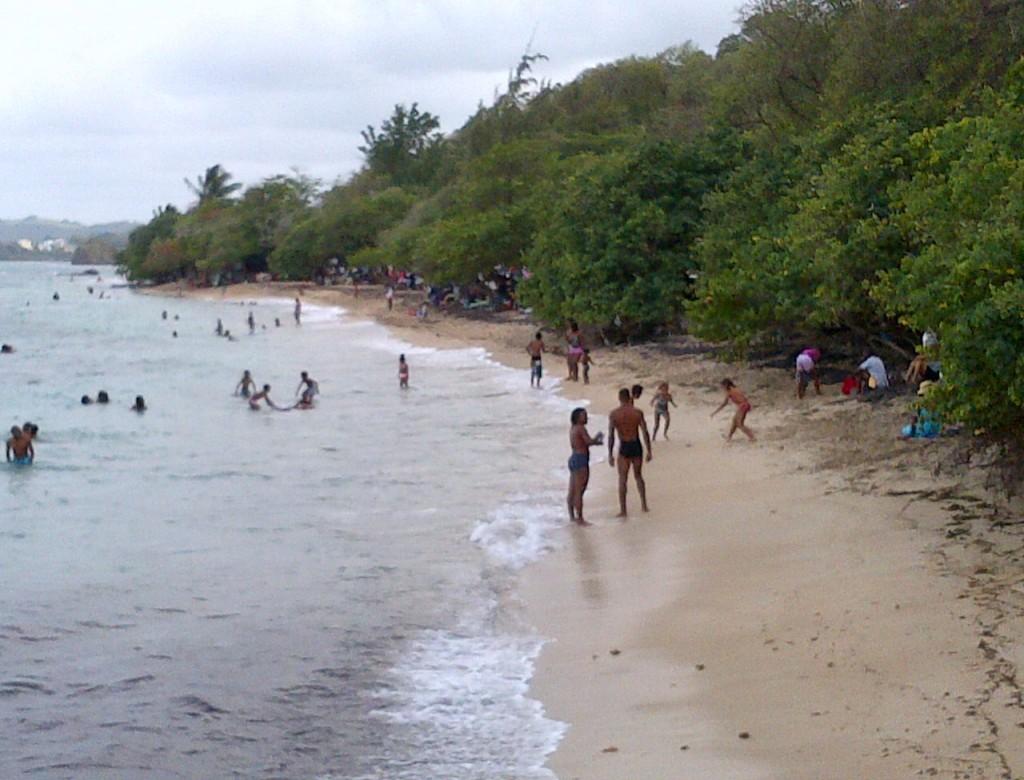 Cosmy beach, Easter, Paques, La Plage de Cosmy, Martinique