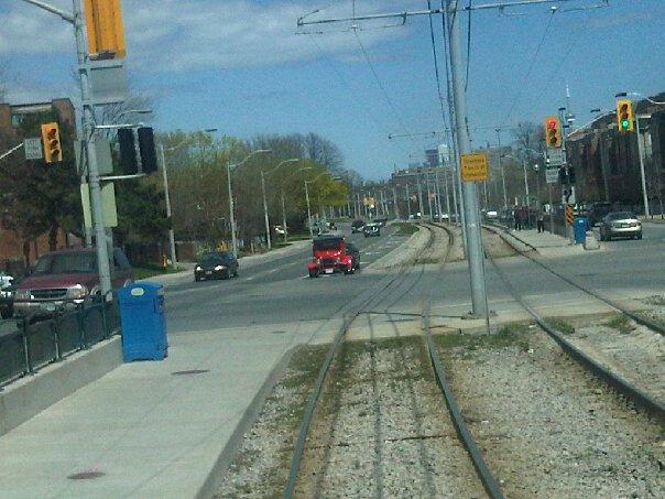 501 Streetcar, Toronto
