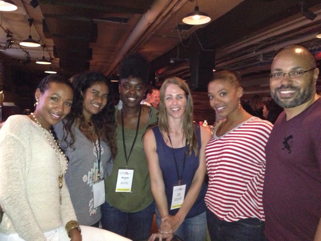 Bloggers at TBEX Toronto