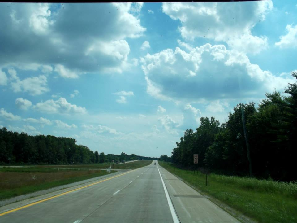 Michigan landscape