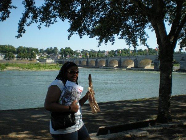Alyssa, Baguette, France, La Loire
