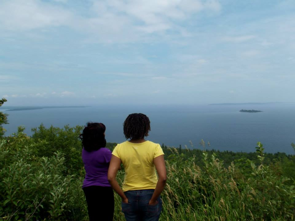 Ten Mile Point Lookout, Manitoulin Island