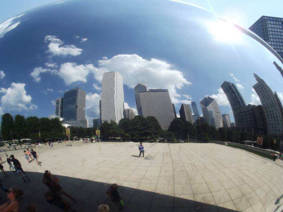 The Bean, Chicago, Cloud Gate