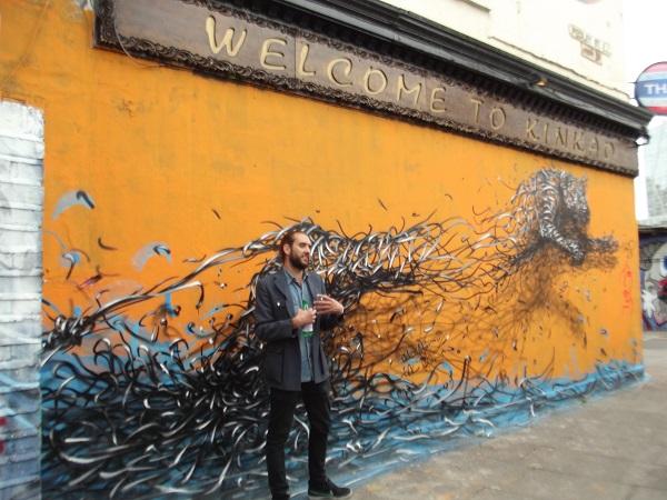 Daleast Street Art, London