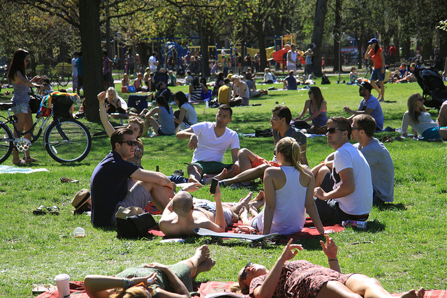 Hipsters, Trinity-Bellwoods