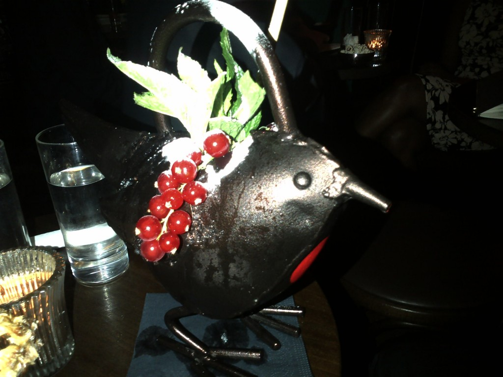 Metal Bird, Cocktail, Bar NightJar, London