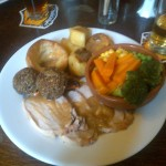 Sunday Roast at the Ardingly Inn