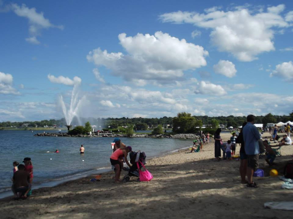 Kempenfelt Bay Waterfront, Barrie