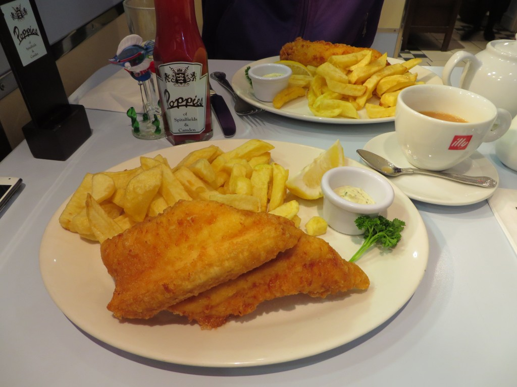 Poppie's Fish and Chips