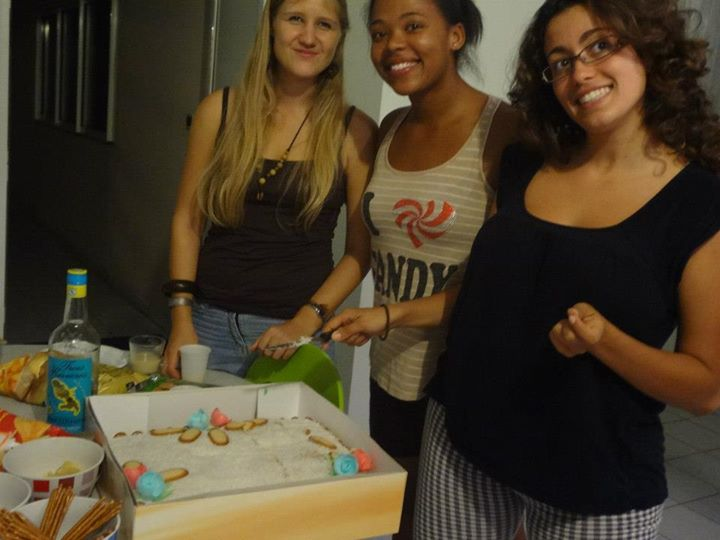 birthday in Martinique