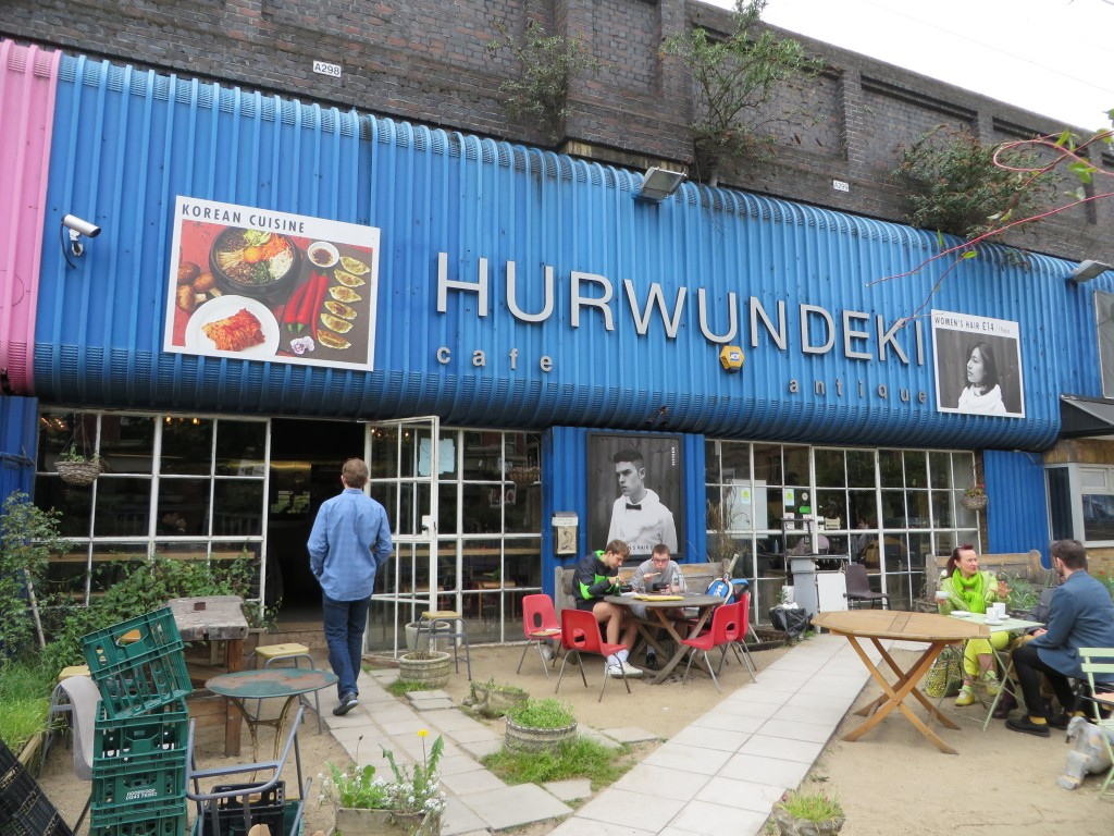 Hurwundeki, East London restaurant, cheap haircuts in London