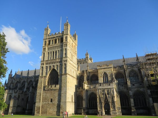 Exeter Cathedral, things to do in Exeter