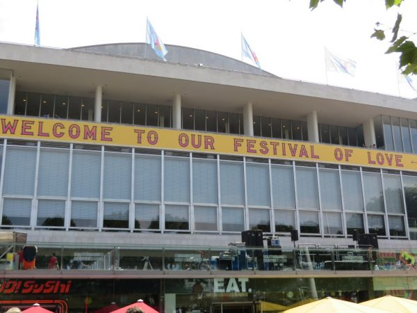 Southbank Centre, Welcome to our Festival of Love