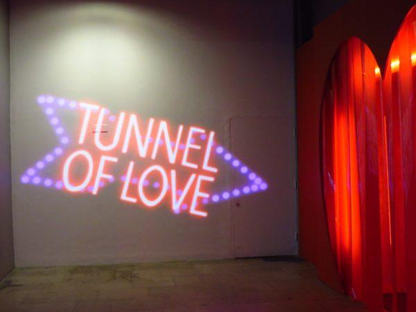 Tunnel of Love, Heart n Soul, Royal Festival Hall, Southbank, London, Festival of Love