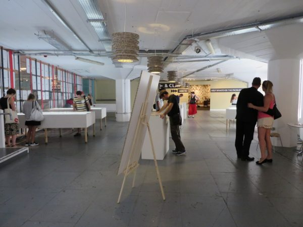 Museum of Broken Relationships, London, Southbank Centre, Festival of Love