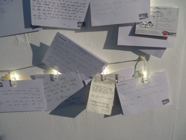 Museum of Broken Relationships, Confessions of Love, Southbank Centre, Festival of Love