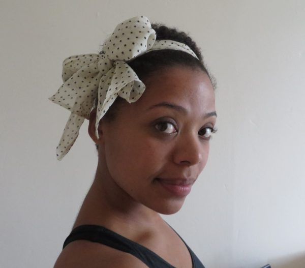 Teenie Weenie Afro with bow, Short natural hairstyles,cute afro hairstyles