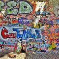 John Lennon wall, things to do in prague, off the beaten path