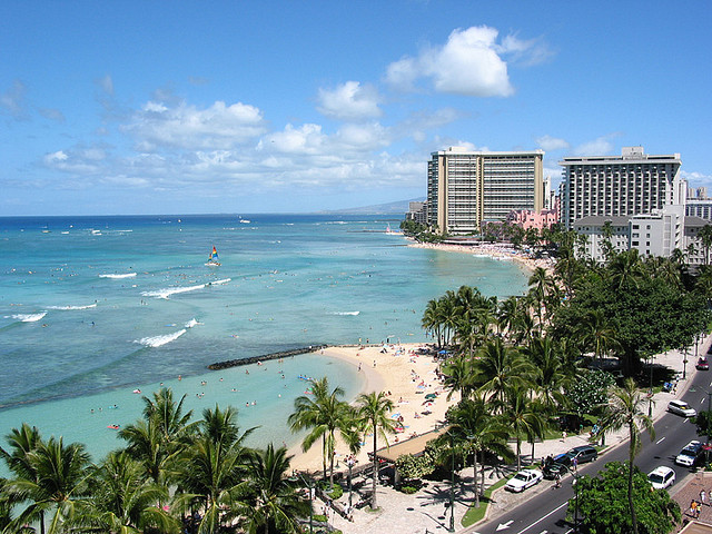 luxury hotels in honolulu