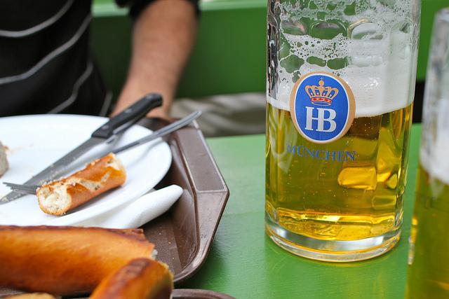 beer in munich, best beer halls in munich, best beer gardens in munich
