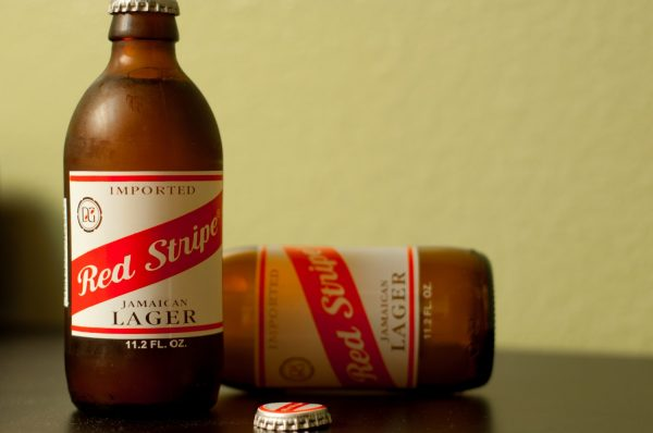 red stripe beer, jamaican beverages, things to drink in jamaica
