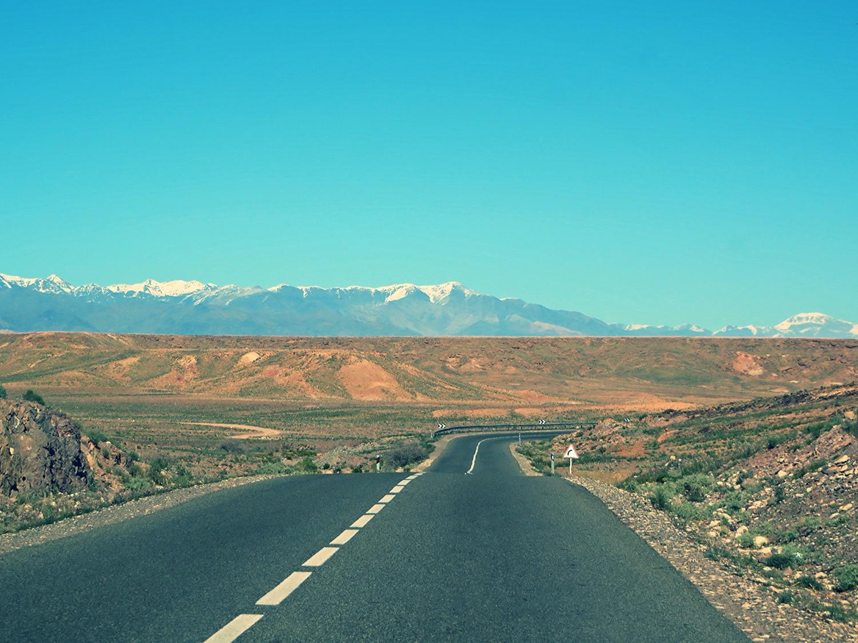 back to marrakech, morocco day trips, tizi n'tichka pass