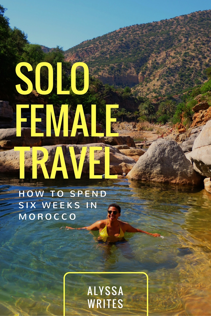backpacking morocco, six weeks in morocco, morocco travel itinerary, solo female travel morocco