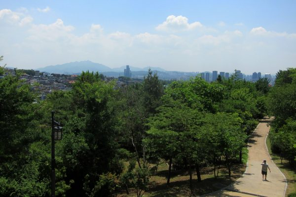 things to do in seoul, hiking