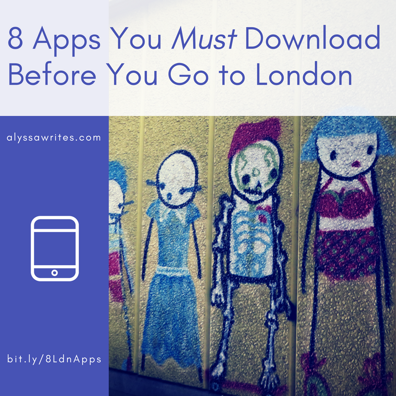 8 essential london apps, travel apps, things to do in london