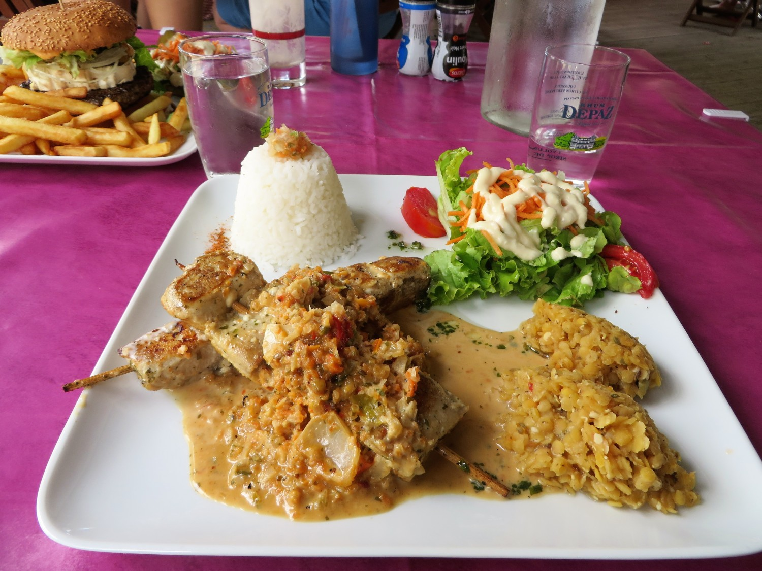 The best local food in martinique where to eat it for Cuisine martinique