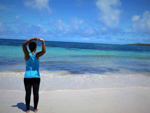beaches in martinique, anse macabou martinique, alyssa writes, alyssa james